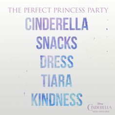 Use these tips and tricks to plan the perfect Cinderella party for your royal subjects.