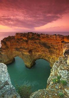 Coração Mar Arch, Portugal