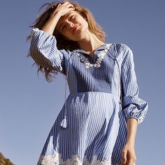 Modern Folklore - Discover The Story Neutral, Polo Neck, Dungarees, Free Spirit, Topshop, Dressing, Summer Dresses, Casual, Modern