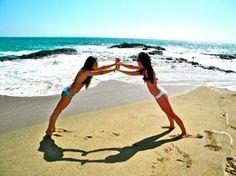 Summer beach pic
