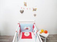 déco chambre bébé thème cirque