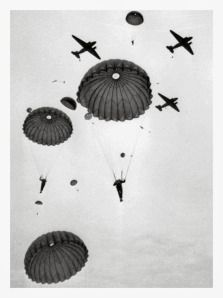d-day airborne invasion
