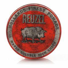 Reuzel Water Soluble High Sheen Pomade