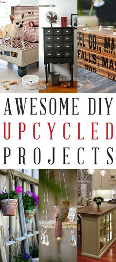 Once again we have another fun and Awesome Collection of DIY Upcycled Projects. There is so much creativity going on in the blogosphere so we are just going to keep bringing you amazing creations! I think you are really going to enjoy the Upcycled Vintage Window Frame turned garden! How about a beautiful Bird Feeder …