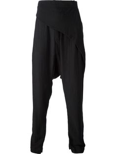Designer Drop Crotch Pants for men at Farfetch. Shop with easy & secure checkout. Drop Crotch Pants, Rick Owens, Boutiques, Luxury Branding, Designers, Pajama Pants, Trousers, Website, Reading
