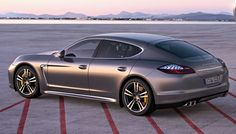 Porsche's Panamera Turbo S Is the World's Quickest Sedan Ferdinand Porsche, Sexy Cars, Hot Cars, My Dream Car, Dream Cars, Porsche Panamera Turbo, Panamera 4s, Porsche Sports Car, Good Looking Cars