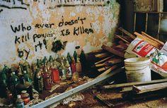 Жизнь нью-йоркских сквотеров в фотопроекте Эш Тэйер — FURFUR — FURFUR — поток «Герои»