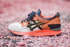"My Wishlist: UBIQ x ASICS Gel Lyte V ""Midnight Bloom"""