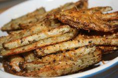 Baked Parmesan Herb Fries
