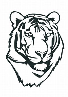 Tiger Coloring Pages | tiger-coloring-pages-3_LRG