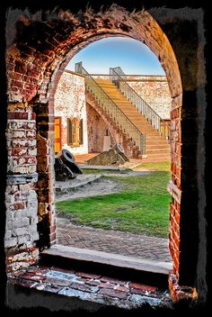 Fort Macon, NC (right by Station Ft. Macon)