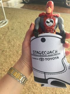 StorMan hanging out at the at Stagecoach Festival listening to some amazing country music!