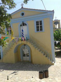 Stavrinides church Samos