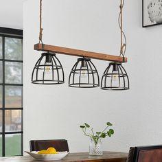 Lindby Tanina lampa wisząca, 3-punktowa Shelves, Design, Home Decor, Shelving, Decoration Home, Room Decor, Shelving Units, Home Interior Design