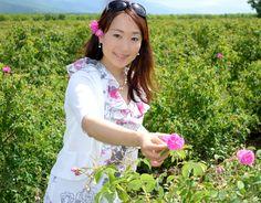Rose fields. Image courtesy of IFPA Member Satoko Bonbon