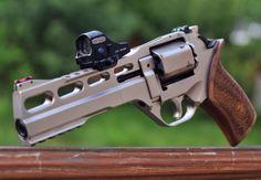 Gun Review: Chiappa Rhino 60DS AKA White Rhino - The Firearm BlogThe Firearm Blog