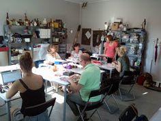 Pracownia Działań Twórczych w Chorzowie: Zaczęliśmy :)