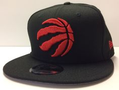 info for 287bf 5f0c5 Toronto Raptors New Era 9FIFTY NBA Adjustable Snapback Hat Cap Flat Brim 950