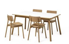 Dino table & chair from Zweed. Design by Håkan Johansson.