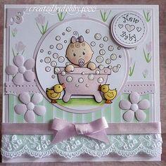 Baby card soo cute