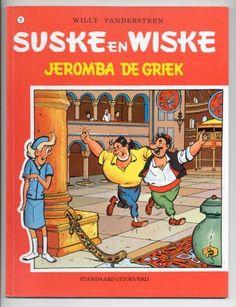 Suske En Wiske Jeromba De Griek