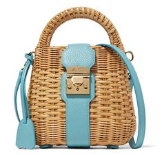 Every Luxury Brand on the Planet Wants to Sell You a Luxe Straw Basket Right Now