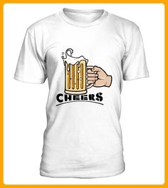 Limited Edition CHEERS - St patricks day shirts (*Partner-Link)