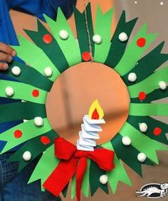 30 Easy Christmas Crafts For You And Your Kids To Have Fun