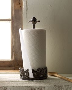 GG Collection Paper Towel Holder - Neiman Marcus
