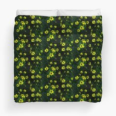 #duvet #flowers #nature #pretty #style #styling #bedding #flowerbedding #yellowflowers #art #artistic #homedecor #homedesign #design #green #cool #iphonecover #phonecover #sticket #photography #samsungcover #bag #coffeemug #merchandise