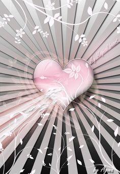 magical heart by agyna8 on DeviantArt