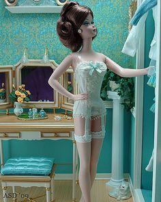 Lingerie Silkstone Barbie