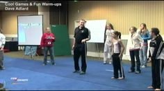 Cool Games & Fun Warm-ups Video Description A clip from Cool Games & Fun Warm-ups Are you interested in raising morale? Creating excitement in your programs? Boosting attendance and retention? Drama Activities, Drama Games, Pe Games, Physical Activities, Group Activities, Physical Education Games, Music Education, Leadership Games, Warm Up Games