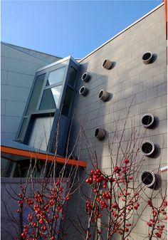 Le collezioni di lastre Casalgrande Padana pensate per arredare anche l'esterno di abitazioni e edifici. #exterior #gardens #ceramics