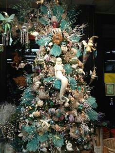 Ocean Christmas Tree