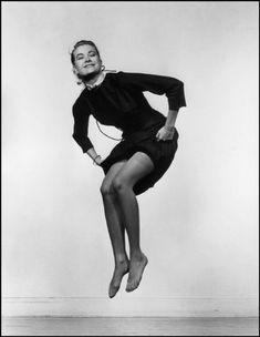 Grace Kelly, 1955.  © Philippe Halsman / Magnum Photos