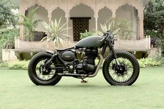 Royal Enfield 500cc Classic by Rajputana Custom Motorcycles