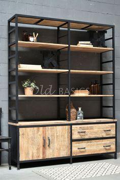 Iron Furniture, Bedroom Furniture Sets, Industrial Furniture, Home Furniture, Furniture Design, Bedroom Sets, Living Room Partition Design, Room Partition Designs, Home Office Design
