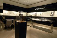 TAG Heuer opens second boutique in Paris at Le Bon Marché Rive Gauche