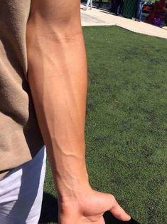Image result for man arm veins