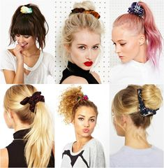scrunchies galore  ITS COMING BACK BITCHES