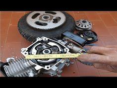 medidas do furos do motor 49cc, coroa e corrente ideias Electric Push Bike, Chains, Ideas