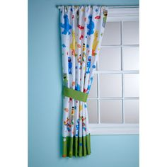 Sesame Street Window Panel - If we ever had kids I would totally go all old-skool sesame street with the nursery!