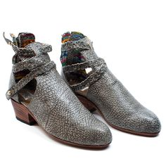 Handmade and pairs perfectly with some cuffed skinnies   www.mooreaseal.com