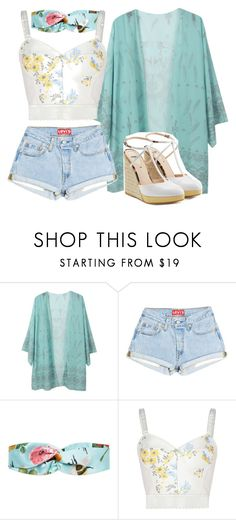"""""""Untitled #2046"""" by stoicheto ❤ liked on Polyvore featuring WithChic, Gucci, STELLA McCARTNEY and Fendi"""