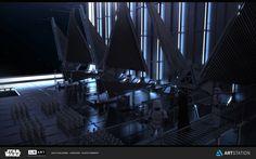 ArtStation - ILM Art Department Challenge - The Ride, Aleksei Rybnikov