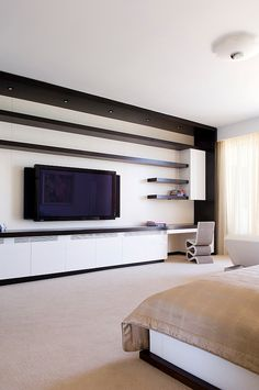 GUEST BEDROOMS INTERIOR LAYOUT....Miami Beach Residence by Pepe Calderin Design
