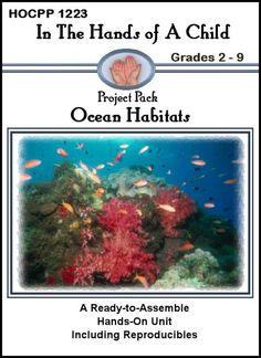 Ocean Habitats Curriculum