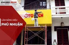 Làm bảng hiệu tại Phú Nhuận nhanh chóng và tiết kiệm chi phí. Chúng tôi, Quảng Cáo Khởi Mộc luôn đề cáo chất lượng, độ thẩm mỹ của từng công trình, ngoài ra việc cam kết tiến độ công trình theo thỏa thuận chúng tôi cũng đặc biệt quan tâm.