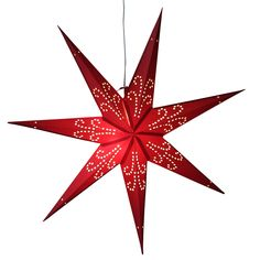 Fountain Red Star Lanterns http://www.29june.com/index.php/paper-stars.html